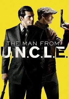 The Man From U.N.C.L.E (UV HD)