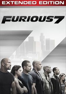 Furious 7 Extended Edition (MA HD/ Vudu HD/ iTunes via MA)