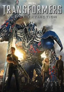 Transformers Age Of Extinction (UV HD)