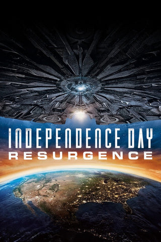 Independence Day Resurgence [Movies Anywhere HD, Vudu HD or iTunes HD via Movies Anywhere])