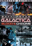 Battlestar Galactica Blood and Chrome Unrated (UV HD)