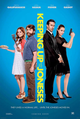 Keeping up with the Joneses (MA HD/ Vudu HD/ iTunes HD via MA)