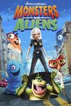 Monsters Vs. Aliens (UV HD)
