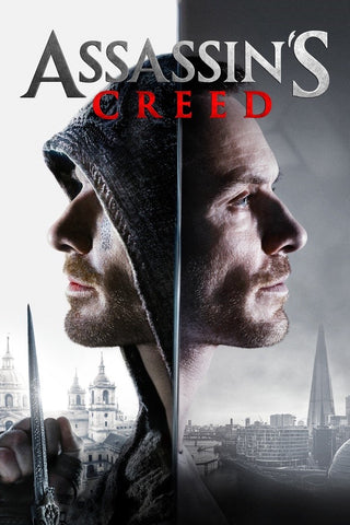 Assassin's Creed [Movies Anywhere HD, Vudu HD or iTunes HD via Movies Anywhere]