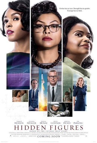 Hidden Figures (MA HD/ Vudu HD/ iTunes HD via MA)