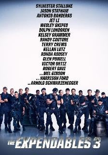 The Expendables 3 (VuduHD)