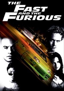 The Fast And The Furious (UV HD)