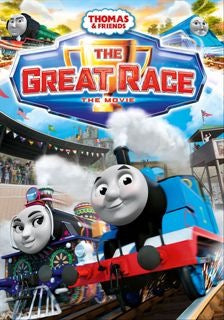Thomas and Friends The Great Race (UV HD)