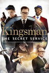 Kingsman: The Secret Service (UV or iTunes HD)