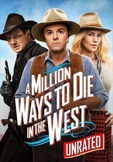 A Million Ways To Die In The West (UV HD)
