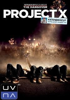 Project X Extended Edition (UV HD)