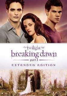 The Twilight Saga: Breaking Dawn Part 1 Extended Edition (UV HD)