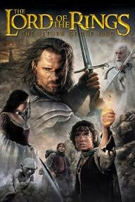 The Lord of the Rings: The Return of the King (UV HD)
