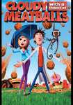Cloudy with a Chance of Meatballs (UV HD)