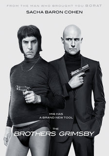 The Brothers Grimsby (UV HD)