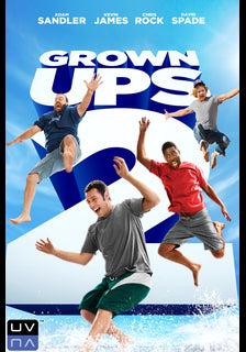 Grown Ups 2 (MA HD/ Vudu HD/ iTunes via MA)