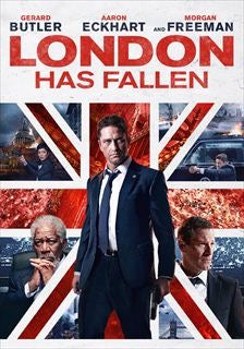 London has Fallen (MA HD/ Vudu HD/ iTunes via MA)