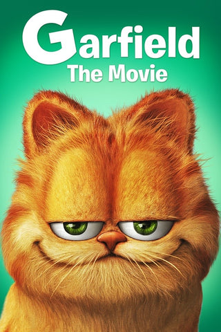 Garfield The Movie (UV HD)