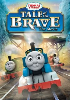 Thomas and Friends Tale of the Brave (UV HD)