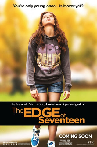 The Edge of Seventeen (UV HD)