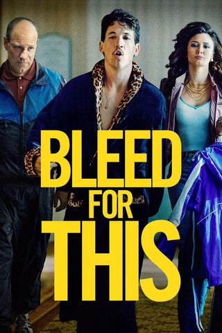 Bleed For This (UV HD)