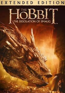 Hobbit, The: The Desolation of Smaug Extended Edition (UV HD)