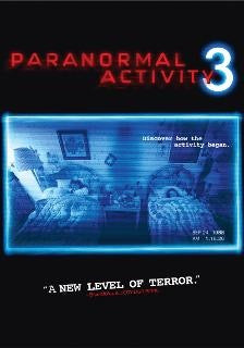 Paranormal Activity 3 Extended (iTunes/XML Disc Required )