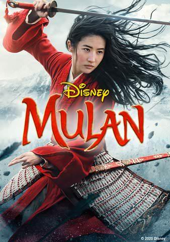 Mulan (2020) (MA HD/Vudu HD/iTunes via MA)