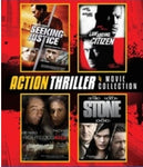 Action 4 Pack Righteous Kill,Seeking Justice,Law Abiding Citizen,Stone (UV HD)