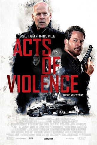 Acts of Violence (UV HD)