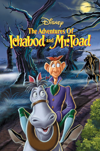 The Adventure of Ichabod and Mr. Toad (Google Play)