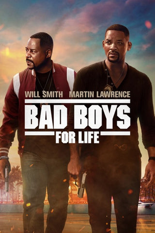 Bad Boys For Life  [Movies Anywhere HD, Vudu HD or iTunes HD via Movies Anywhere]