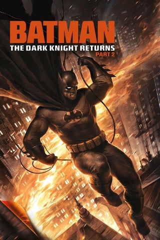 Batman: The Dark Knight Returns Part 2 (UV HD)