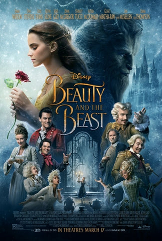 Beauty and the Beast (2017) (MA HD/Vudu HD/iTunes via MA)