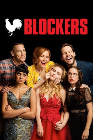 Blockers [MA HD or iTunes via Movies Anywhere]
