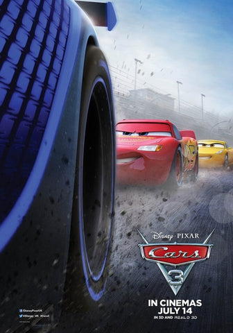 Cars 3 (MA HD/Vudu HD/iTunes via MA)