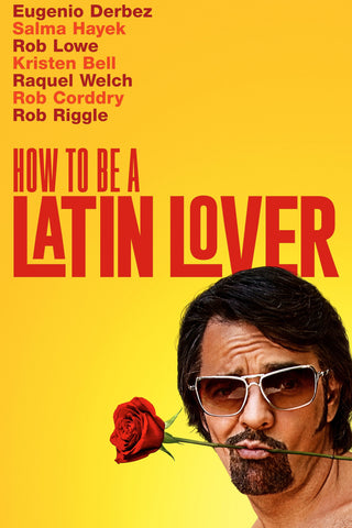 How To Be A Latin Lover (UV HD)