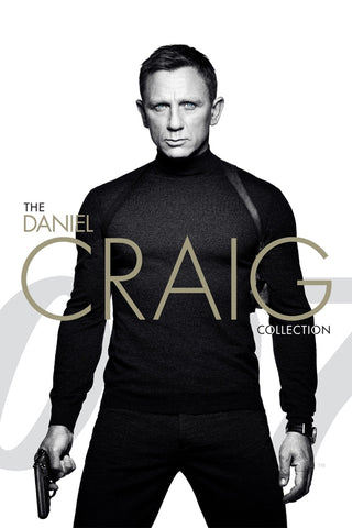 James Bond: Daniel Craig Collection  (Instawatch Vudu HD)