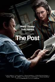 The Post [UltraViolet HD or iTunes via Movies Anywhere]