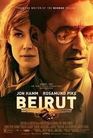 Beirut (HDX VUDU/ MA HD/ iTunes via MA)