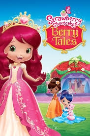 Strawberry Shortcake: Berry Tales (HDX UV Vudu or Google Play or iTunes or MA Redeem)