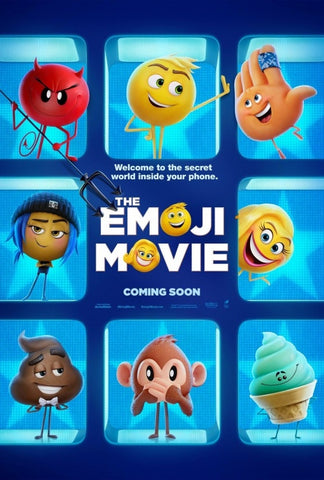 The Emoji Movie (UV HD)