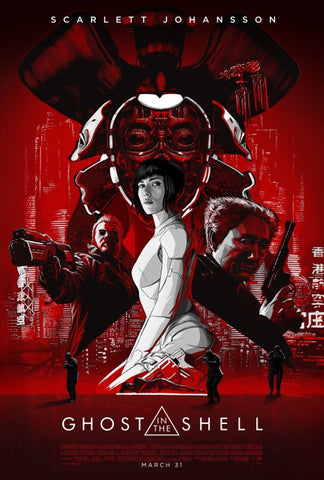 Ghost In The Shell (UV HD)