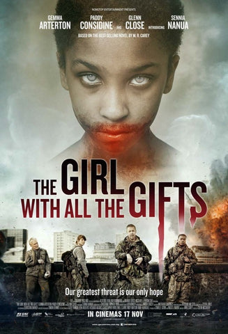 The Girl with all the Gifts (UV HD)