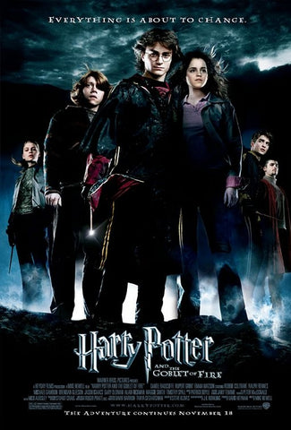 Harry Potter and the Goblet of Fire Harry Potter [Movies Anywhere HD, Vudu HD or iTunes HD via Movies Anywhere]