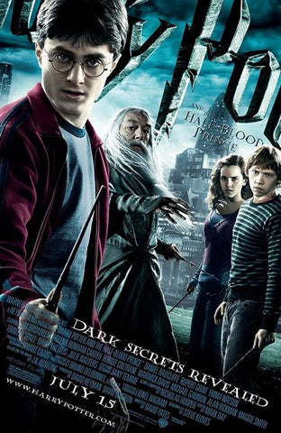 Harry Potter and the Half-Blood Prince (UV HD)