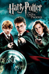 Harry Potter And The Order of The Phoenix (UV HD)