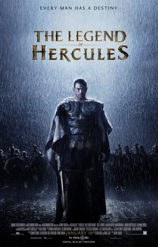 The Legend Of Hercules (UV HD)