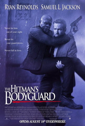 The Hitman's Bodyguard (Vudu HD)
