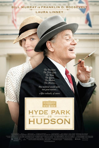 Hyde Park on Hudson (Itunes HD)